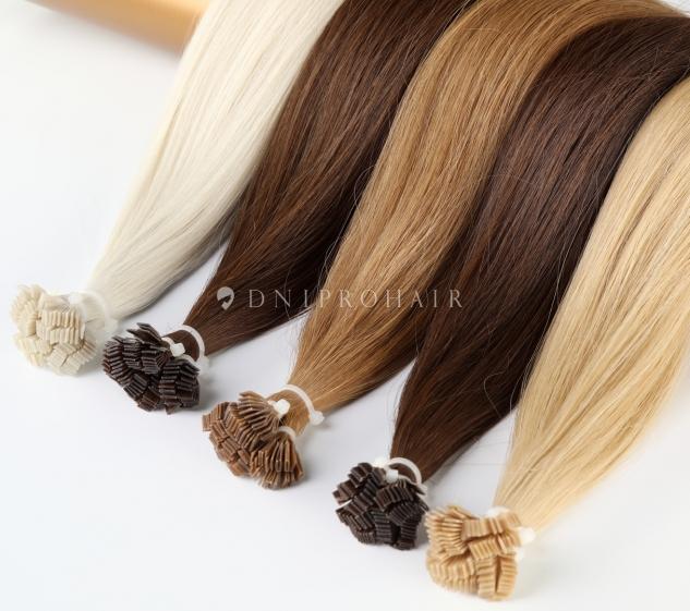 капсульное наращивание волос цена