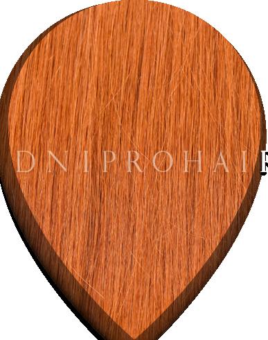 Light copper blonde