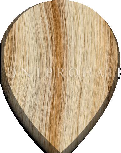 Мелированный блондин