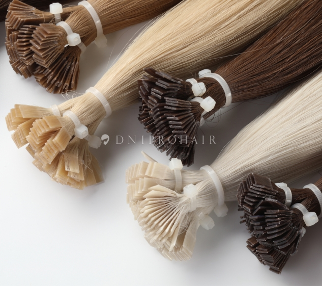 Волосы на капсулах - 2
