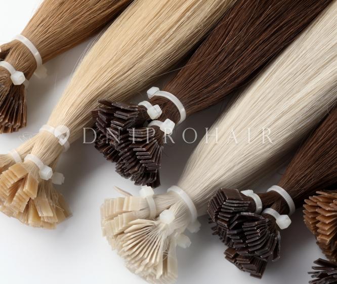 наращивание волос капсульное микрокапсульное
