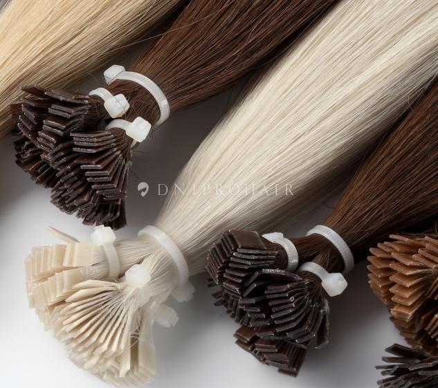 Волосы на капсулах - 3