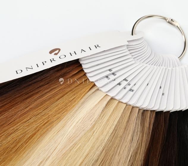 Палитра из натуральных волос - 5