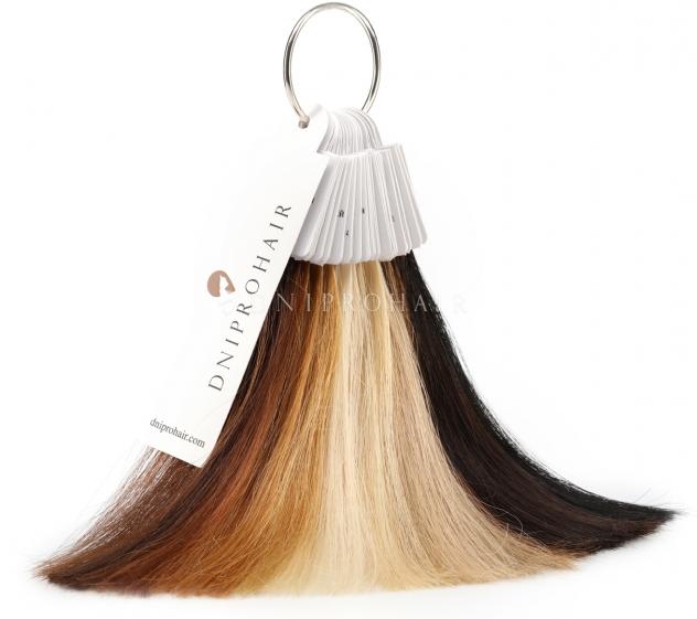 Палитра волос - 7