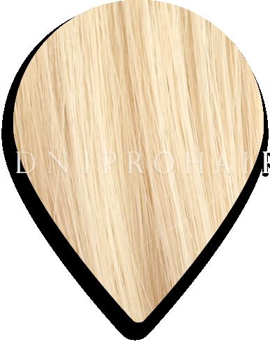 Very light blonde