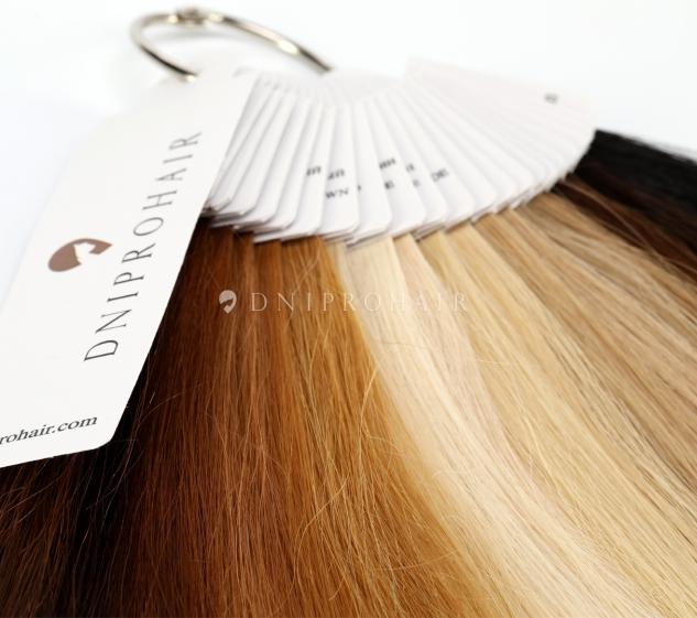 Палитра из натуральных волос - 3