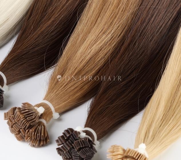 Волосы на капсулах - 4