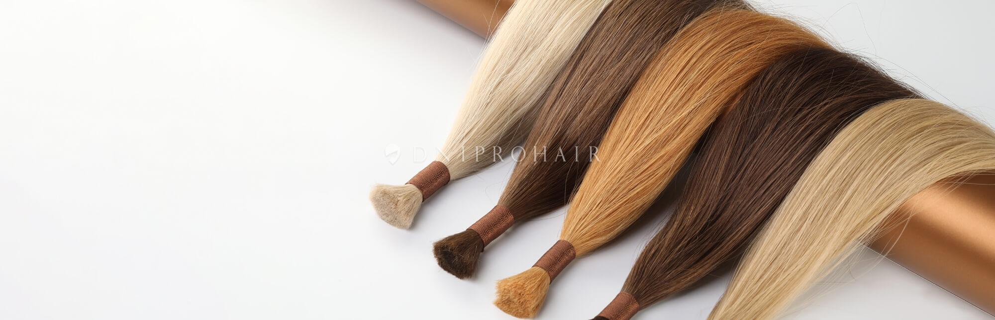 Славянские волосы высшего качества