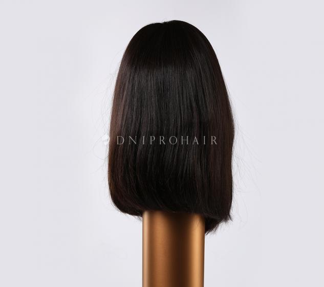 женский парик из натуральных волос