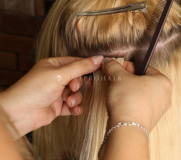 обучение наращиванию волос днепр