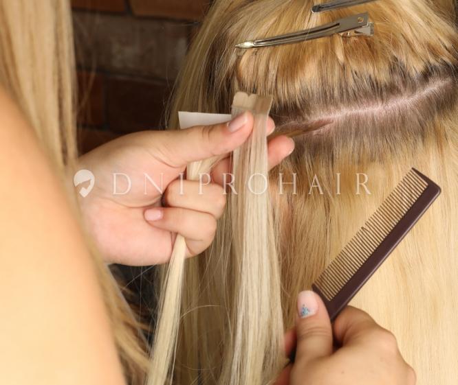 холодное наращивание волос днепр