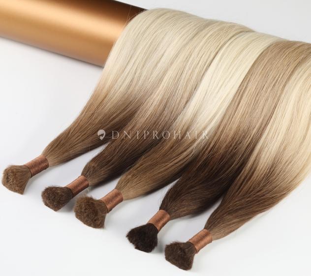 голливудское наращивание волос