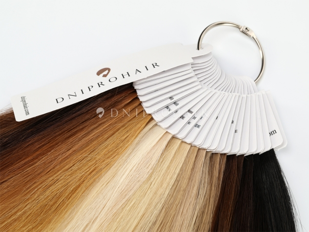 Палитра волос - 2