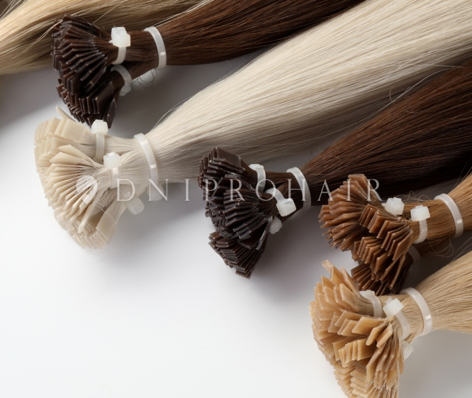 капсульное наращивание волос днепр