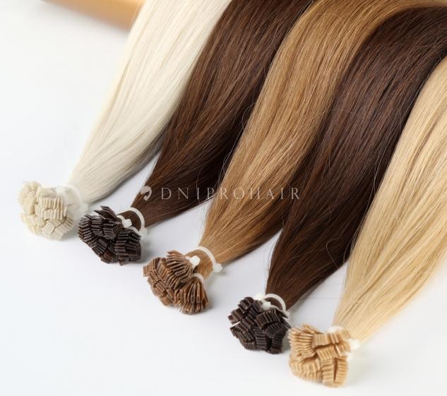 Волосы на капсулах - 5