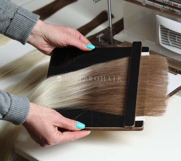 Промышленное капсулирование волос