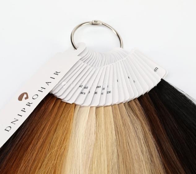 Палитра из натуральных волос - 4