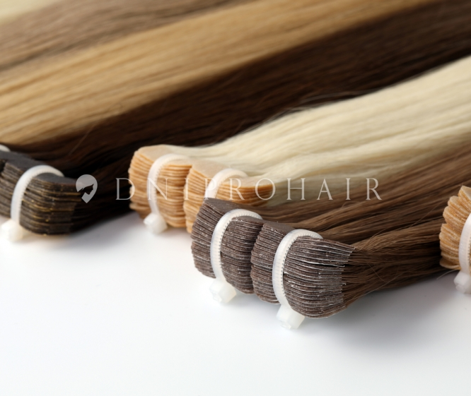 наращивание волос ленточное цена