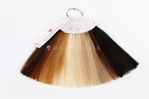 Палитра из натуральных волос - 2